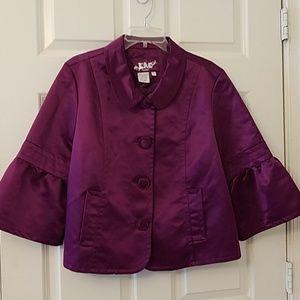 LAL blazer size XL